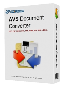 AVS Document Converter v2.2.6.220 Final + Portable (2013) Русский присутствует