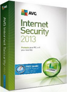 AVG Internet Security / AVG Anti-Virus Pro 2013 13.0.3343 Build 6324 Final (2013) �������