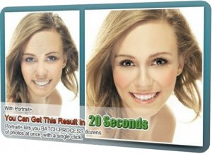 ArcSoft Portrait+ 2.1.0.238 [Eng/Rus] RePack/Portable by D!akov