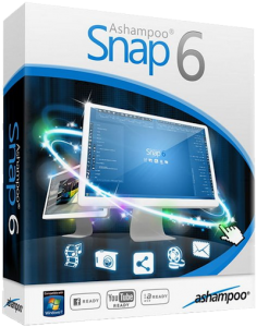 Ashampoo Snap 6.0.5 (2013) + RePack & Portable by KpoJIuK