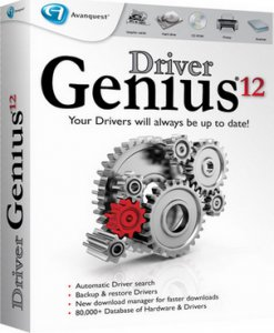 Driver Genius 12.0.0.1306 [Eng/Rus] RePack/Portable by D!akov