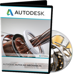 Autodesk AutoCAD Mechanical 2014 (2013) by JekaKot