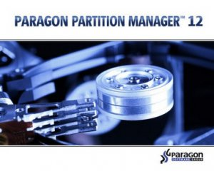 Paragon Partition Manager 12 Professional 10.1.19.15721 [Rus] RePack by D!akov