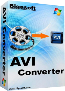 Bigasoft AVI Converter v3.7.43.4841 Final + Portable (2013) Русский присутствует
