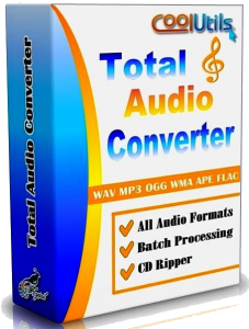 CoolUtils Total Audio Converter v5.2.73 Final + RePack by KpoJIuK (2013) Русский присутствует