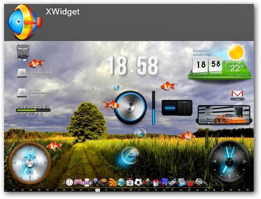 xwidget pro free apk