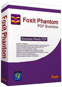 Foxit PhantomPDF Business v6.0.3.0524 Final (2013) Английский