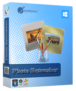 SoftOrbits Photo Retoucher v1.3 Final / RePack by AlekseyPopovv / Portable (2013) Русский присутствует