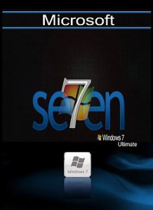 Windows 7 Ultimate SP1 RUS x64 DVD AHCI by She11 v 1.0 (2013) Русский