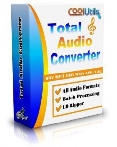 CoolUtils Total Audio Converter 5.2.74 (2013) + RePack by KpoJIuK