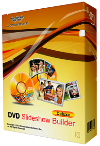 Wondershare DVD Slideshow Builder Deluxe v6.1.13.0 Final (2013) Русский + Английский