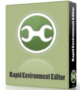 Rapid Environment Editor 7.2 build 861 + Portable (2013) Русский присутствует