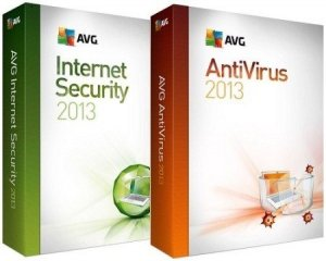 AVG Internet Security / AVG Anti-Virus Pro 2013 13.0.3345 Build 6382 Final (2013) Русский