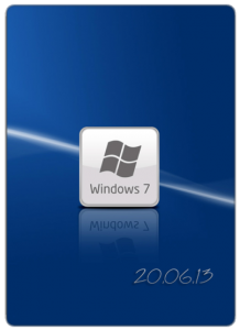 Windows 7 Ultimate x64 with updates 20.06.13 by alex_oz (2013) Русский