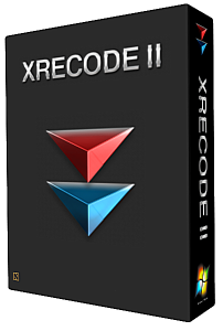 Xrecode II 1.0.0.204 Final + xrecode2 shell 1.0.0.7 + Portable (2013) Русский присутствует