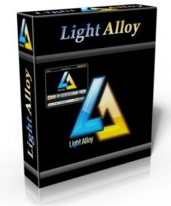 Light Alloy 4.7.1 Build 1640 Final (2013) + Portable