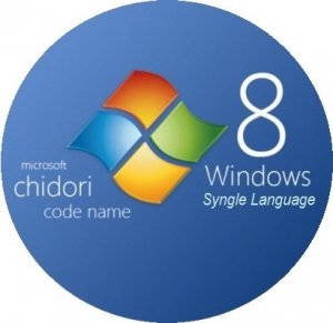 Microsoft Windows 8 Single Language x64 RU VI-XIII Lite & Small by Lopatkin (2013) Русский