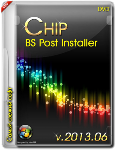 Chip BS Post Installer DVD - 28.06.2013 (2013) Русский