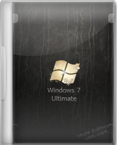 Windows 7 SP1 Ultimate MoN Edition x86-x64 [2].03 (28.06.2013) Русский