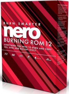 Nero Burning ROM 12.5.01300 (2013) Portable by Valx