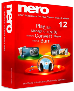 Nero 12 Platinum 12.5.01300 (2013) Lite RePack by MKN v.4