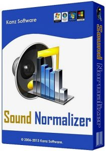 Sound Normalizer 5.0 (2013) Русский