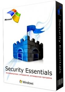 Microsoft Security Essentials 4.3.215.0 Final (2013) Русский
