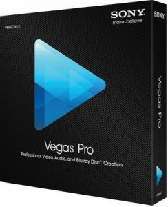 SONY Vegas Pro 12.0 Build 563 [x64] (2013) RePack (& Portable) by D!akov