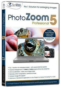 Benvista PhotoZoom Pro v5.1.0 Final / RePack (& portable) by KpoJIuK / Portable (2013) Русский присутствует