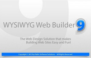 WYSIWYG Web Builder v9.0.3 Final + Portable by punsh (2013) Русский + Английский
