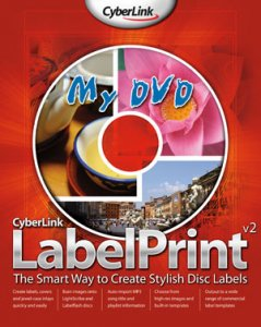 CyberLink LabelPrint 2.5.3602 RePack by D!akov [Ru/Multi]