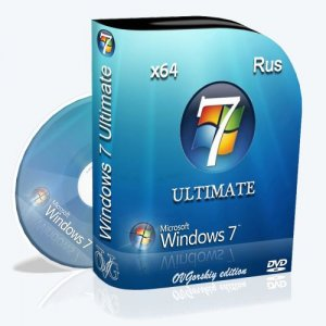 Microsoft Windows® 7™ Ultimate Ru x64 SP1 NL2 by OVGorskiy® 07.2013 (Русский)