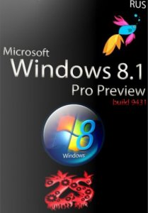 Windows 8.1 Pro Preview Z.S Edition x86/x64 (20.07.13) Русский