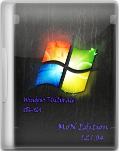 Windows 7 SP1 Ultimate MoN Edition [2].04. (x86-x64) [27.07.2013] Русский
