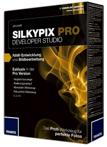 SILKYPIX Developer Studio Pro5 v5.0.43.0 Final + Portable by Invictus (2013) Русский + Английский