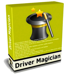 Driver Magician v3.9 Final + Portable by punsh (DC 01.08.2013) Русский присутствует