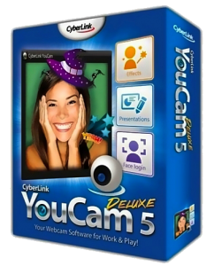 CyberLink YouCam Deluxe v5.0.2931 RePack by KpoJIuK (2013) ������� + ����������