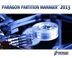 Paragon Partition Manager 2013 Free (2013) Английский