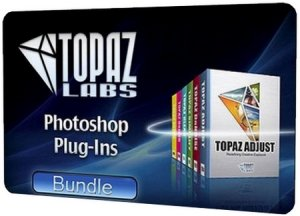 Topaz Labs Photoshop Plugins Bundle 2013 (08.08.2013) Английский