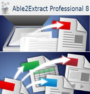 Able2Extract Professional Portable by Baltagy 8.0.38 (2013) Английский
