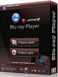 AnyMP4 Blu-ray Player 6.0.30 Portable by Invictus (2013) Русский + Английский