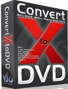 VSO ConvertXtoDVD 5.0.0.75 Final Portable by Baltagy (2013) Русский присутствует
