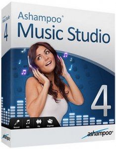 Ashampoo Music Studio 4 4.1.0.16 Portable by Baltagy (2013) Русский присутствует