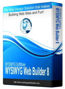 WYSIWYG Web Builder v9.0.5 Final (2013) Английский