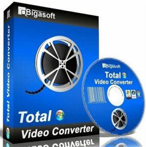Bigasoft Total Video Converter 3.7.47.4976 Portable by Invictus (2013) Русский присутствует