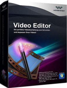 Wondershare Video Editor 3.1.4 Portable by Maverick (2013) Русский присутствует