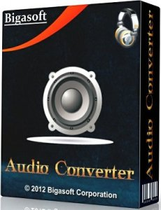 Bigasoft Audio Converter 3.7.47.4976 Portable by Invictus (2013) Русский присутствует