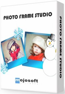 Mojosoft Photo Frame Studio 2.9 RePack by AlekseyPopovv (2013) Русский