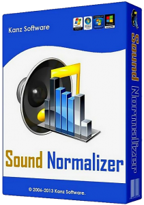 Sound Normalizer 5.4 x86 (2013) Русский