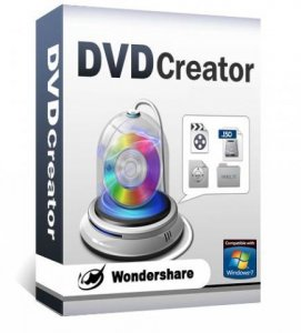 Wondershare DVD Creator 2.6.5.32 (2013) Английский